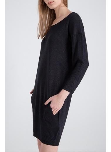 Xtsy Elbise Siyah